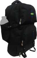 Nl Bags Truckbag Rucksack  - 40 L Black And Skyblue, Black And Green, Black And Red