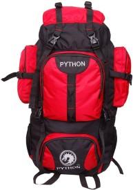 Python Alaska Red 509 Backpack Rucksack  - 75 L