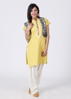 Divina Solid Salwar and Kurta Set