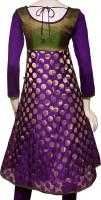 EStyle Polka Print Churidar Suit - SWDDWHGFFEBCNV5D