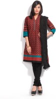 Huur Printed Churidar Suits - SWDDTRBJSNGXDAGM