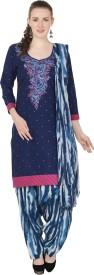 10 Star Embellished Kurti & Patiyala
