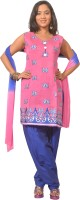 Azva Readymade Paisley Salwar Suit