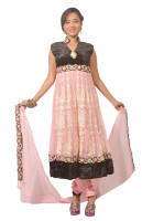 Azva Readymade Printed Anarkali Suit