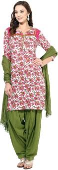 Jaipur Kurti Floral Print Salwar Kurta Duptta - SWDE8JJZYRRYHAZP