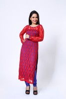 Ethnic Route Printed Churidar Suit - SWDDXFC4RDVVBTHH