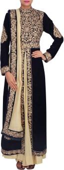 Kalki Floral Print Anarkali Suit
