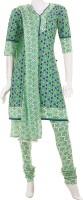 EStyle Printed Churidar Suit - SWDDTQD8HZGUSWZM