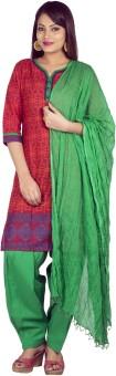 Jaipur Kurti Floral Print Salwar Suit