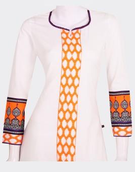 EStyle Printed Churidar Suit - SWDDUFU9YZKGSEY5