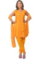 Azva Readymade Printed Churidar Suit