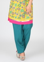 Pehraan Cotton Solid Salwar