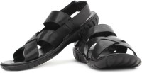 Red Tape Leather Casual Sandals: Sandal