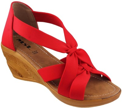 Wedges MSL Classic Wedges (Red)