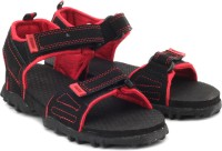 Puma Photon Ps Black Red Casual Sandals: Sandal