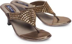 La Zilver Women Heels