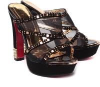 Ruby Women Black Heels Black - SNDECH4FSFNKUUHV