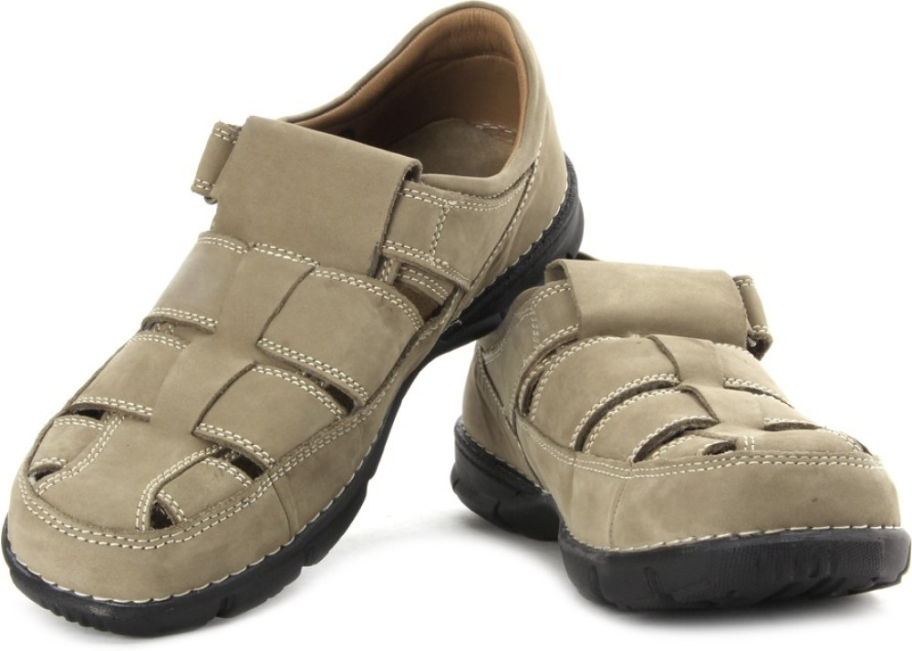 Woodland Men Sandals SNDEGFKGZR3KEXK8