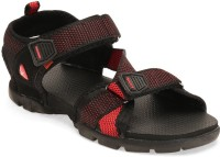 Sparx Men Red Sandals Red