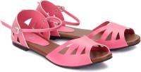Sole Struck Flats: Sandal