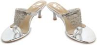 Sole Fry Chandelier Heels: Sandal