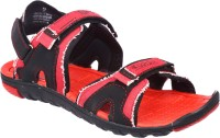 Odyssia Men Red Sandals Red