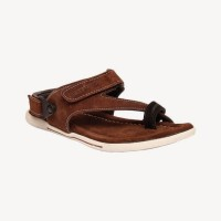 Bacca Bucci Climbers Brown Men's Sandals Leather Sandals