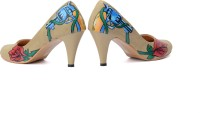 Wearmates The Guns And Roses Design Heels