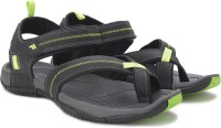 Fila Men Black Sports Sandals Black