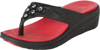 Zovi Zovi Wedges (Red)