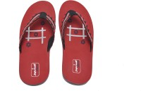 Stylewalk Men Red Sandals Red