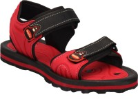 Matrix Men Red Sandals Red