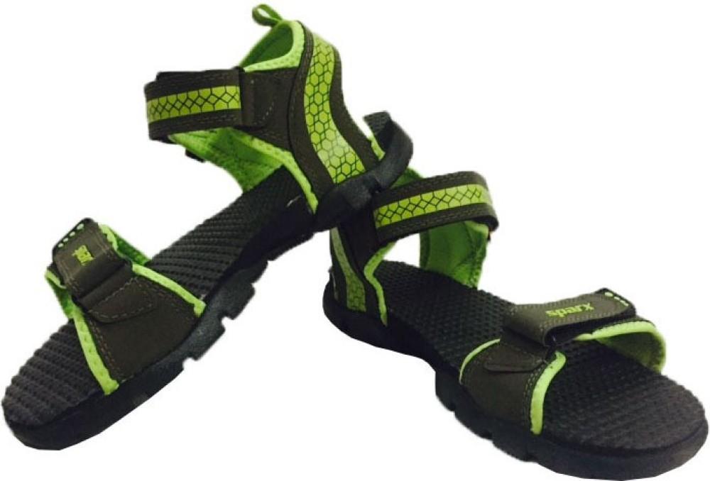 Sparx Men Green Sandals Green