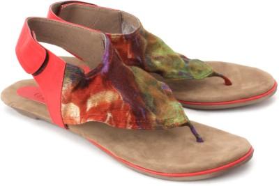 Women Day Special from Flipkart on Catwalk Flat Sandals - 45% Off