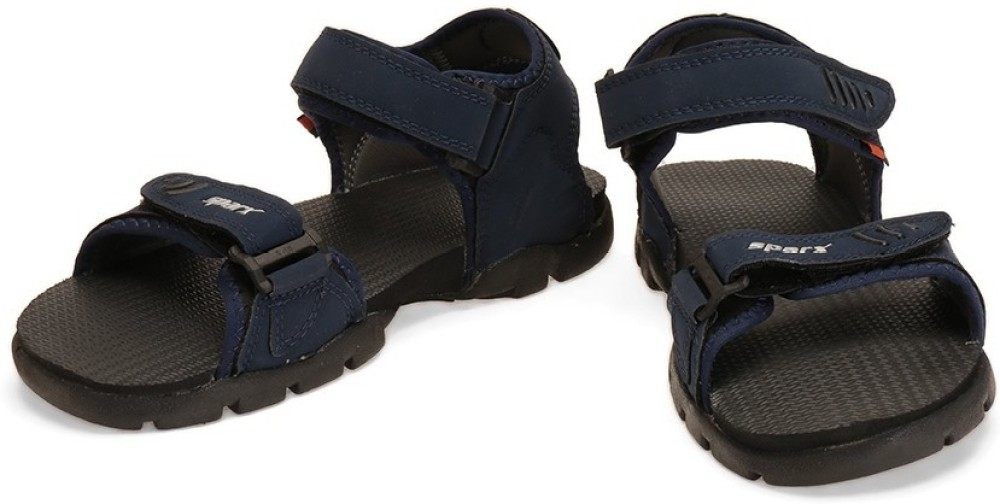 Sparx Men Navy Sandals Navy