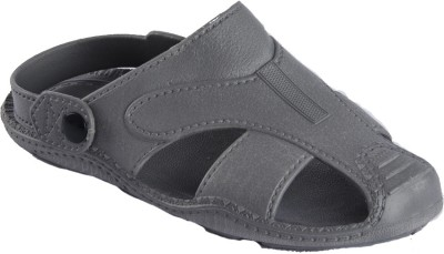 Spice Spice Pathani Sandals (Grey)