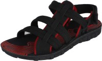 Super Matteress Black-830 Sandals