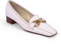 Moda Di Fausto Leather Heels - SNDE4P3BFSK6FBYH