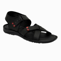 Cooper England Casual Black Sandals