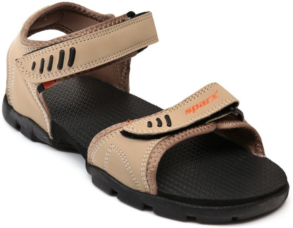 Sparx Men Camel Sandals Camel