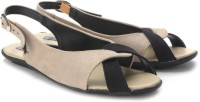 Compare Bonjour Flats: Sandal at Compare Hatke