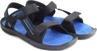 Adidas TERRA SPORTS Men Black, Blue Sandals Black, Blue