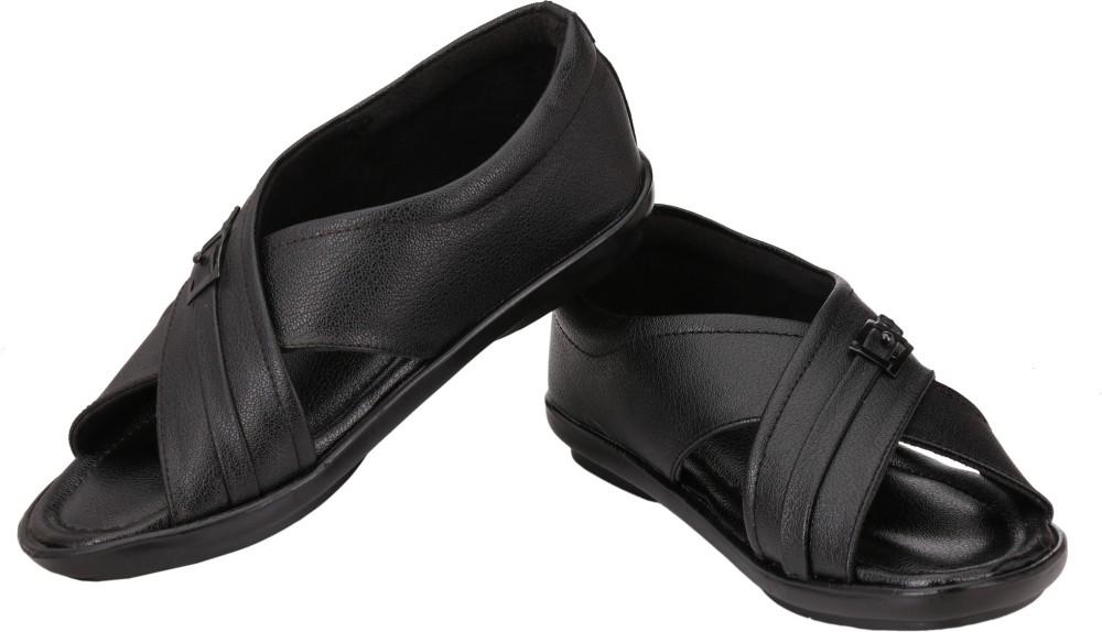 Real Blue Men Sandals