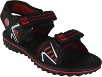 Super Matteress Black-814 Sandals