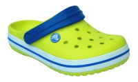 Crocs Boys, Girls Yellow Clogs Yellow