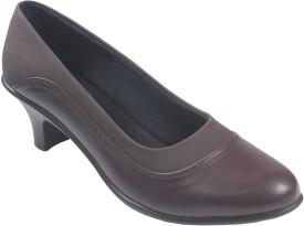 Leatherworld Hot-Heels Slip On Shoes