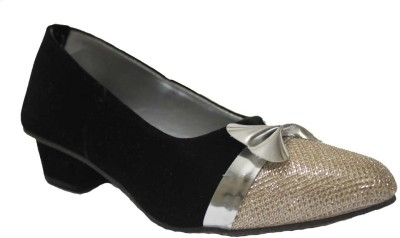 28 Off On Snappy Girls Party Wear Black Silver Girls Sandals On