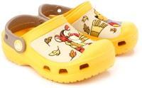 Crocs Winnie the Pooh Blustery Day Clog Clogs: Sandal