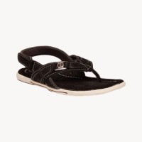Bacca Bucci Globetrotter Black Men's Sandal Leather Sandals