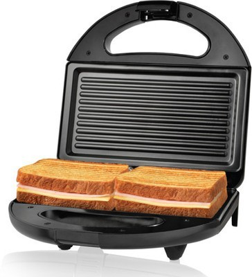 Philips 2 Slice Panni Grill HD 2394 (Black)